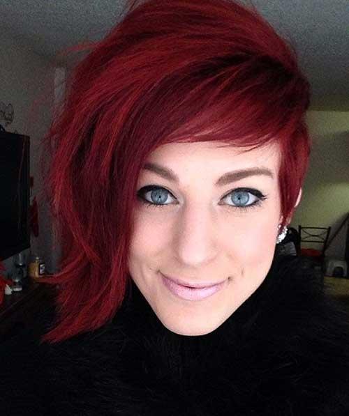 10 Best Pixie Red Hair