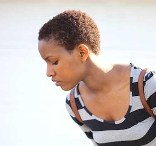 15 Black Girls With Short Hair