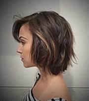 trendy bob haircuts short
