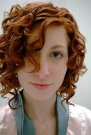 curly short hair pics pretty