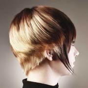 beautiful short wedge haircuts