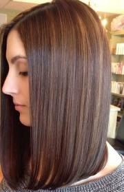medium bob haircuts front and