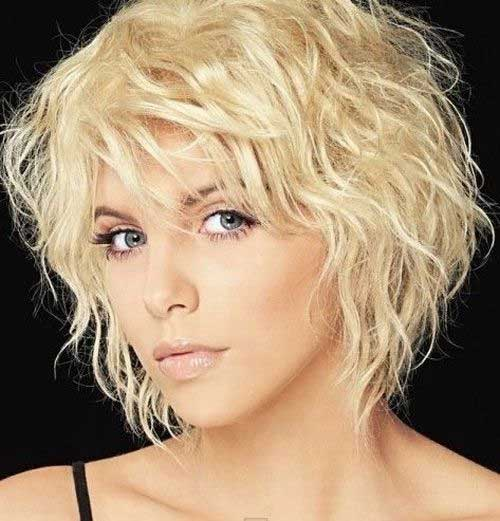 15 Short Haircuts For Fine Wavy Hair Short Hairstyles 2016