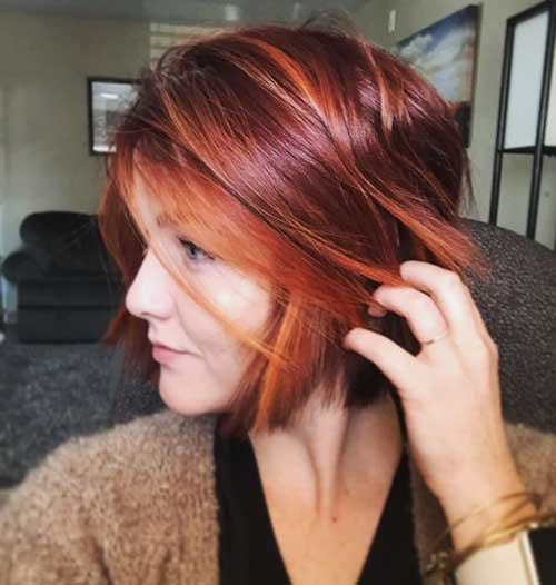 Short Hair Color Ideas You Need to See  Short Hairstyles