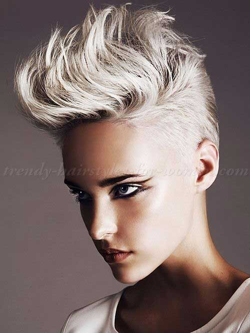 10 New Punk Pixie Cuts Short Hairstyles 2016 2017 Most