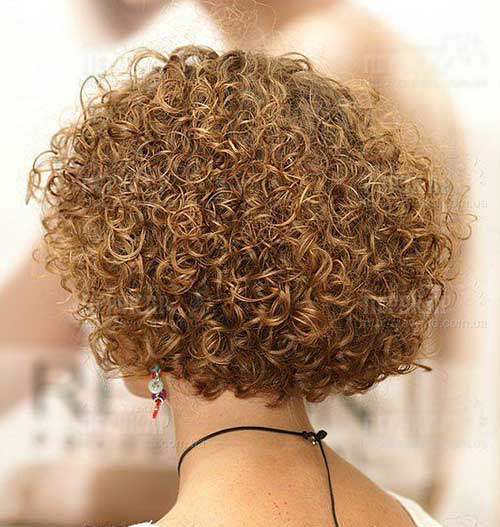 Gorgeous Short Curly Hair Ideas You Must See Short