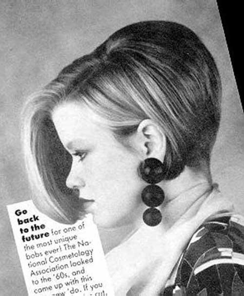 Fashionable Ladies Choice Bob Haircuts Short