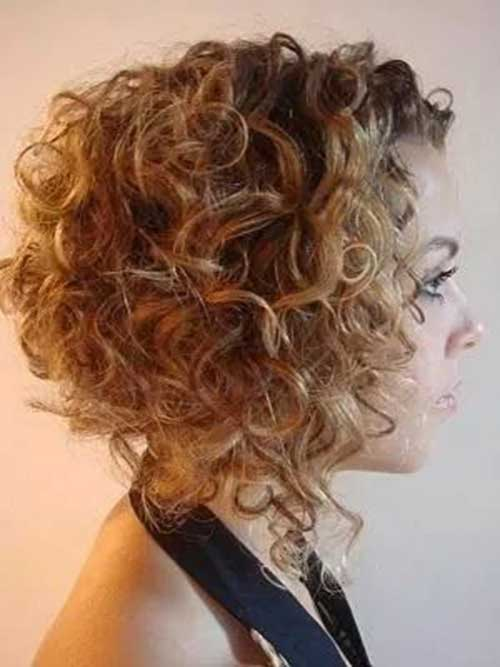 20 Gorgeous Short Curly Hair Ideas You Must See  crazyforus