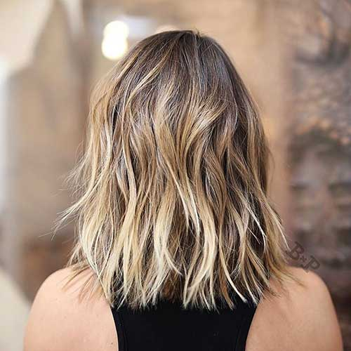 Medium Bob Hairstyles For Thick Hair