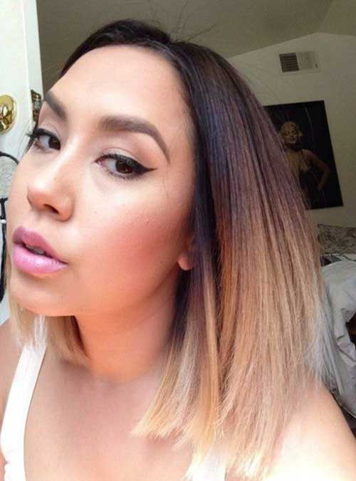 20+ Ombre Hair Color For Short Hair
