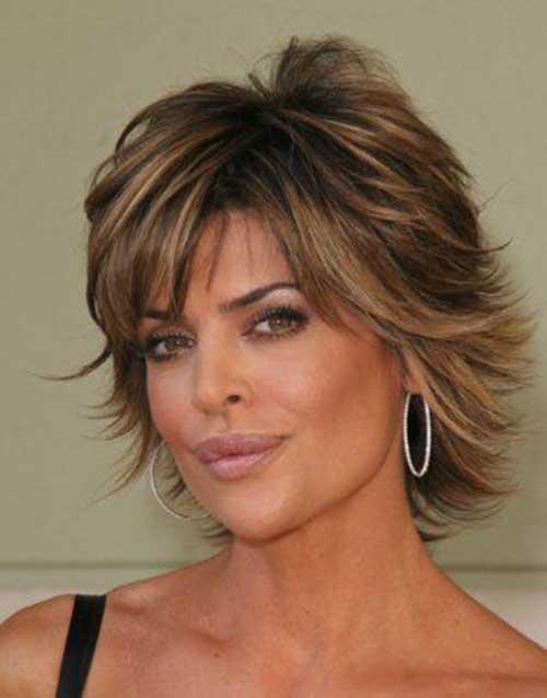 30 Layered Haircuts for Short Hair  Short Hairstyles