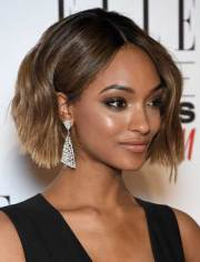 celebrity short hair 2015