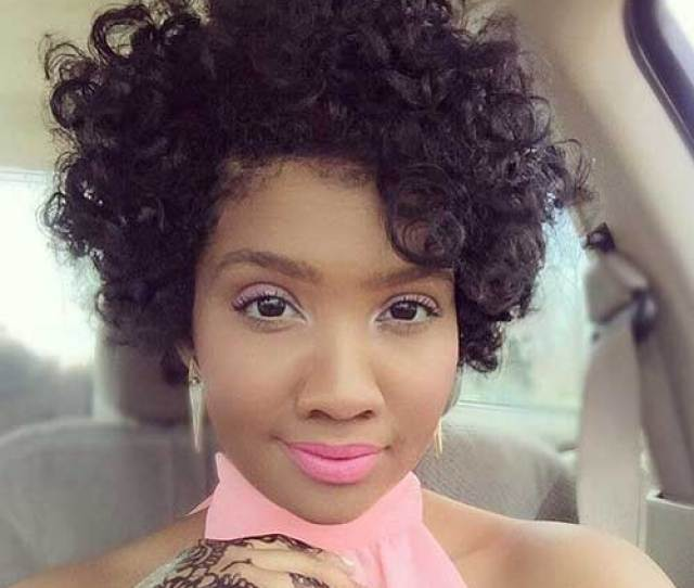 Very Short Curly Weave Hair