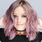 nice short pink hair ideas
