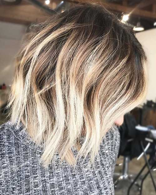 Latest Short Choppy Haircuts For Textured Style Short