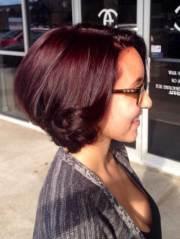 unique hair colors short haircuts