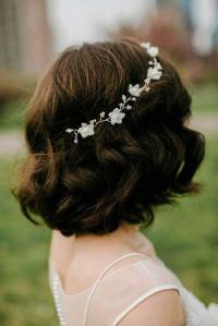 Get Ready with Your Short Hair for Wedding | Short ...
