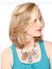 hairstyles short medium