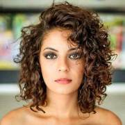 fantastic short curly & wavy hairstyles