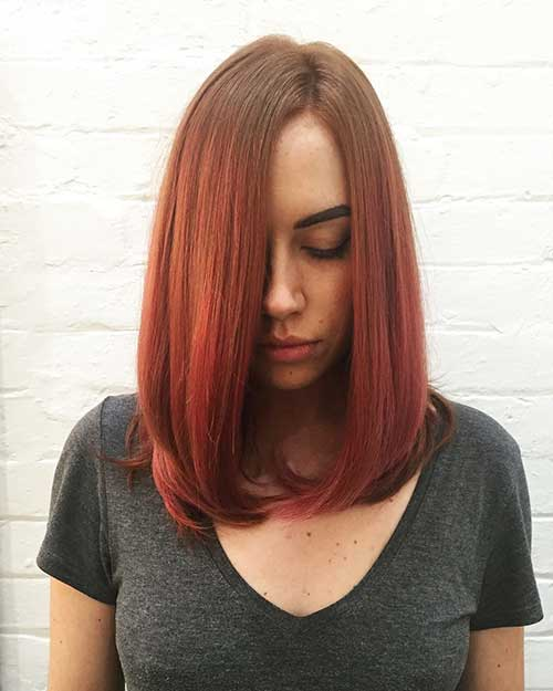 EyeCatching Short Red Hair Ideas to Try  Short