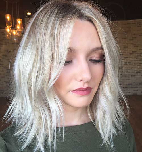 Eye Catching 23 New Short Blonde Hairstyles Short