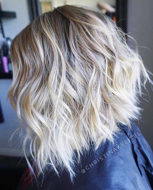 Short Choppy Hairstyles - 27