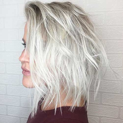 Short Choppy Hairstyles 2017 - 28