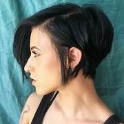 popular & sexy short hair