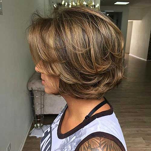 Best Short Hairstyle Ideas Of 2017 Summer Short