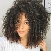 super short haircuts curly