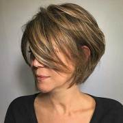 super short layered hairstyles