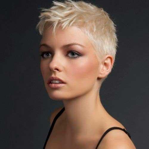 Neu Kreative Haar — Super Kurze Haare Ideen Auf Hübsche Damen Has