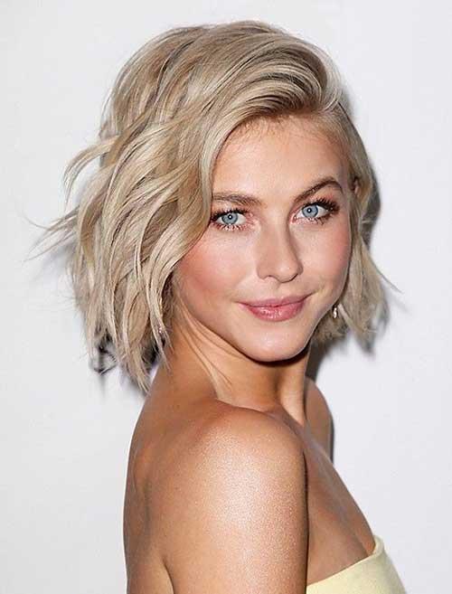 15 Captivating Celebrities With Short Blonde Hair Crazyforus
