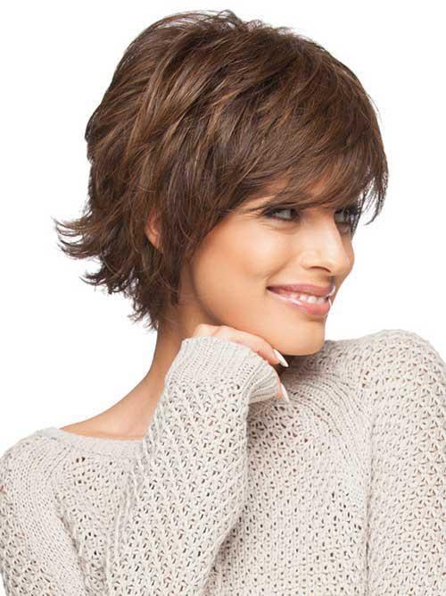 30 Short Layered Hair  Short Hairstyles 2018  2019
