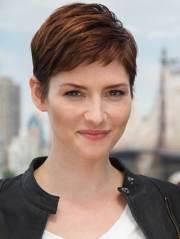 super short hair styles 2015
