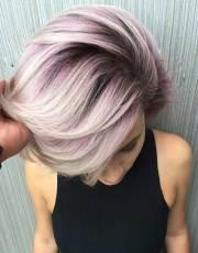 color short hair
