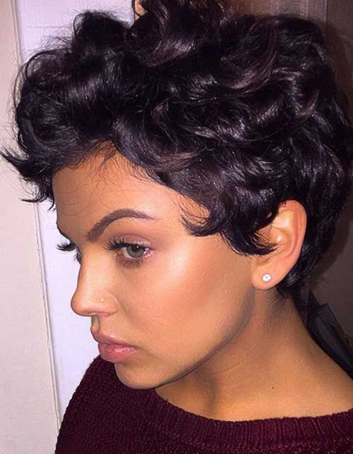 20 Short Curly Hairstyles 2015  2016  Short Hairstyles