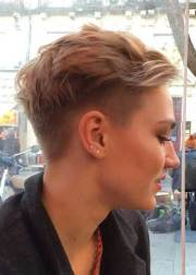 latest short hair cuts