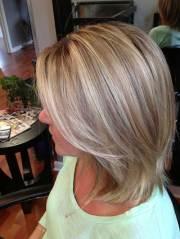 short haircuts with highlights