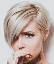 stylish ideas short blonde