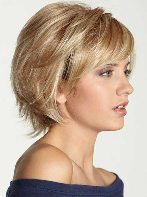Most Preferred Short Haircuts for Classy Ladies