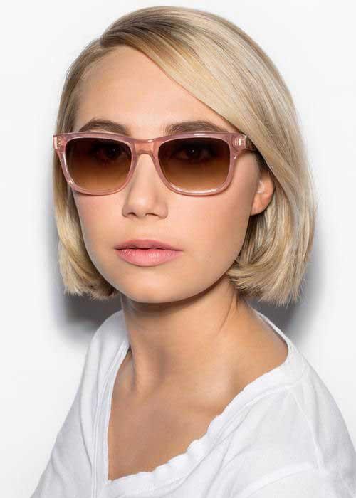 Short Blonde Hairstyles-16