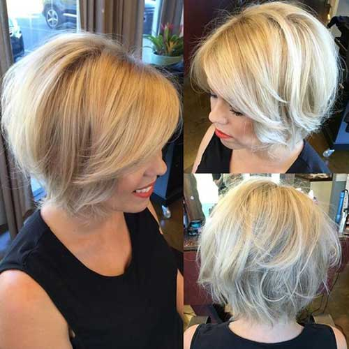 Most Preferred Short Haircuts For Classy Ladies Short