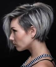 astonishing short bob haircuts
