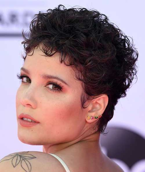 Incredble Curly Pixie Cuts You Will Love