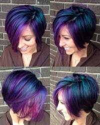 Perfect Hair Colors for Short Haircuts | Short Hairstyles ...