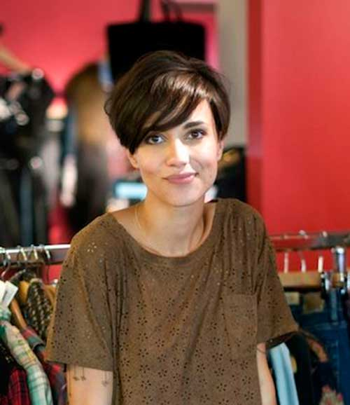 20 Really Cute Short Hairstyles You Will Love Crazyforus