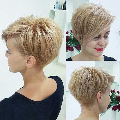 30 Best Short Haircuts for Fine Hair - crazyforus