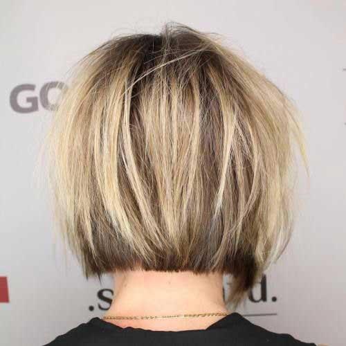 20 Chic Short Bob Haircuts - crazyforus
