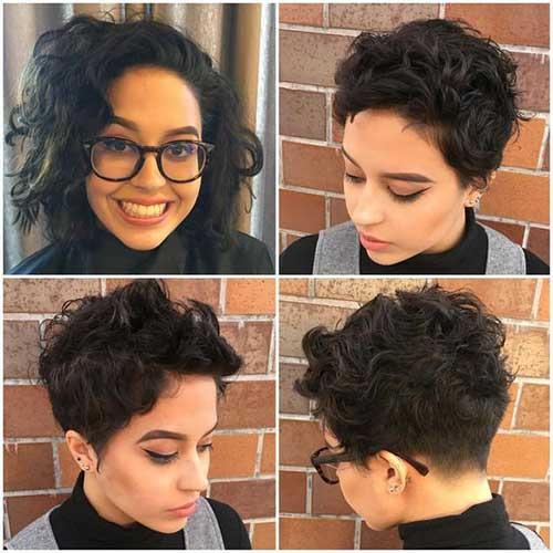20 Latest Short Curly Hairstyles Crazyforus